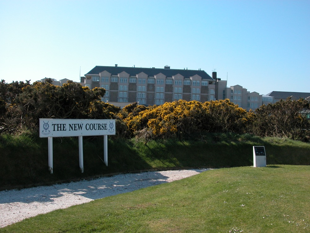 st  andrews links u2013new  jubilee  and eden courses