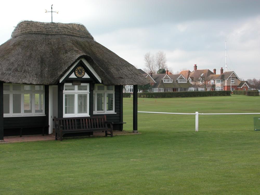 Royal St George S Golf Club Sandwich England Hidden Links Golf