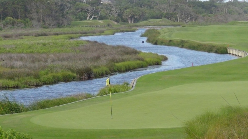 Kiawah Island Hidden Links Golf