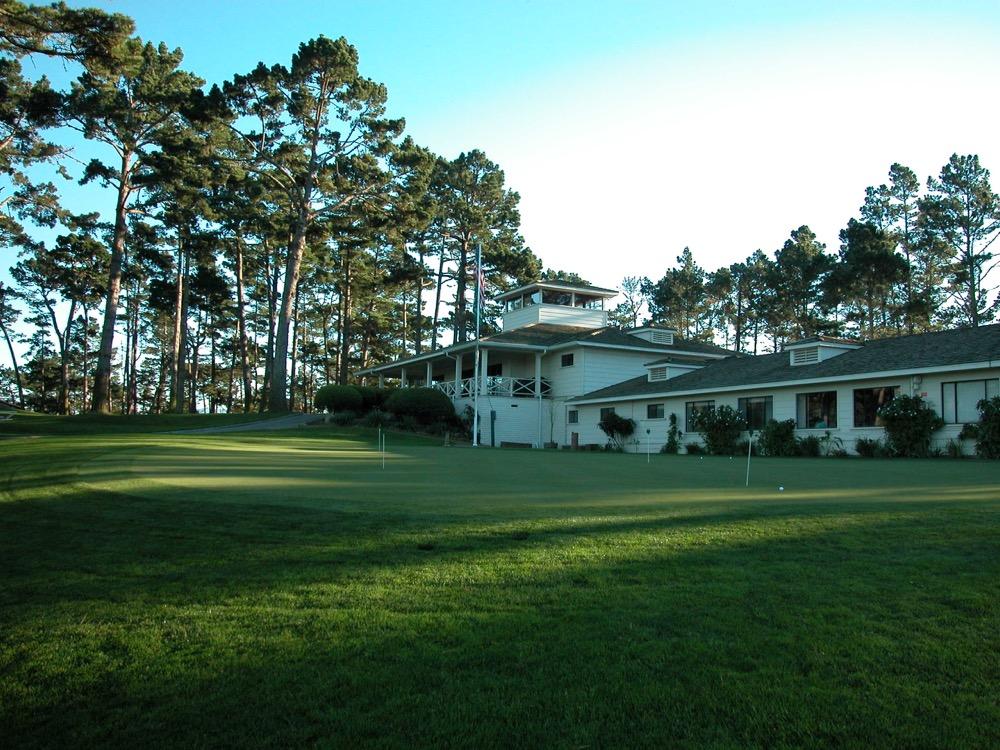 spyglass hill golf course pebble beach ca hidden links golf