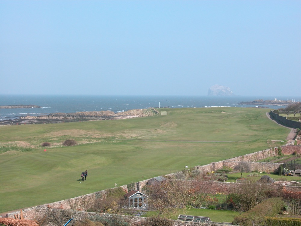 the north berwick golf club  north berwick scotland