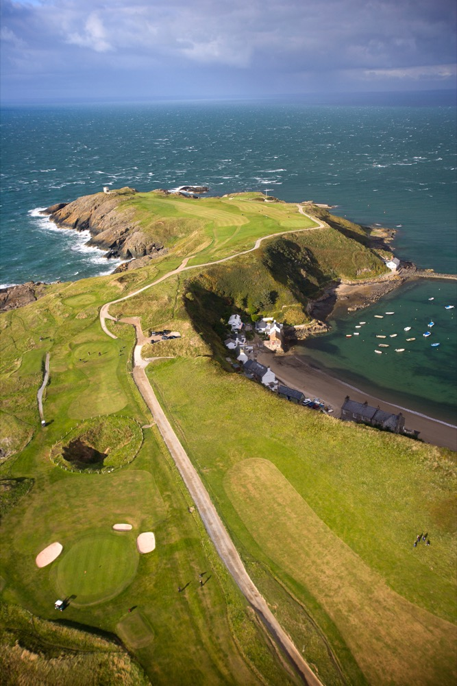 2018 Golf R Usa >> Nefyn and District Golf Club, Morfa Nefyn Wales | Hidden Links Golf