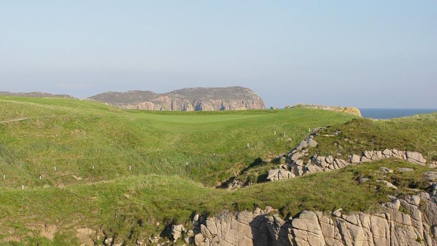 cruit island golf club  kincasslagh ireland