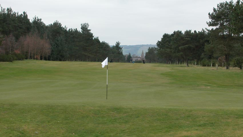 Ladybank Golf Club Ladybank Scotland Hidden Links Golf