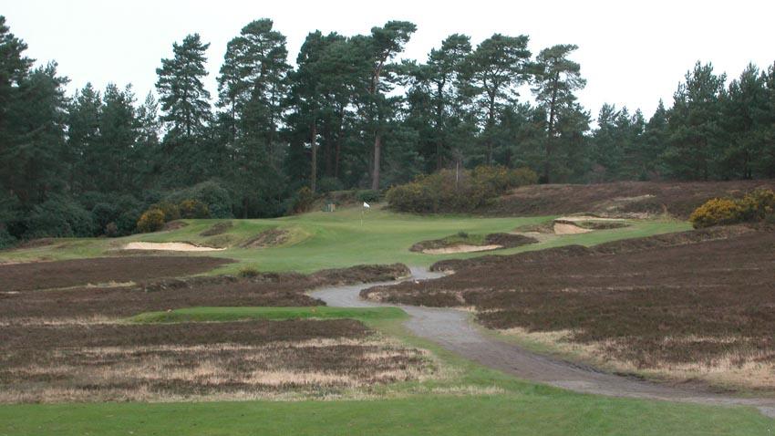 Swinley Forest Golf Club Ascot England Hidden Links Golf