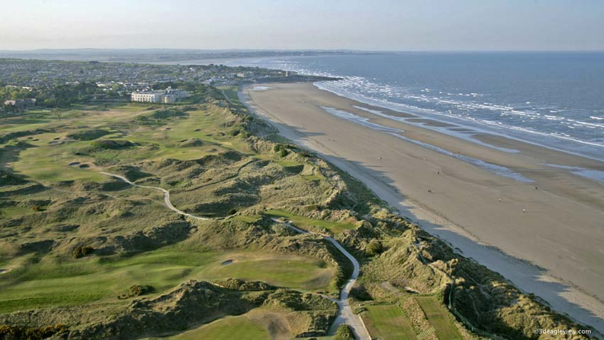 Kennedy Wilson puts Portmarnock Hotel & Golf Links on