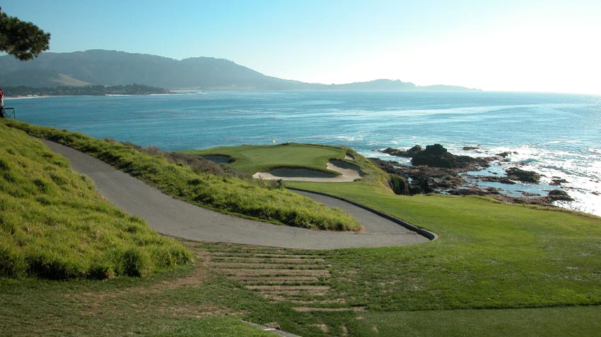 Pebble Beach Golf Links Ca Previous Next