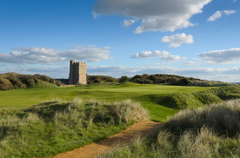 Burnham and Berrow Golf Club Championship Course Review