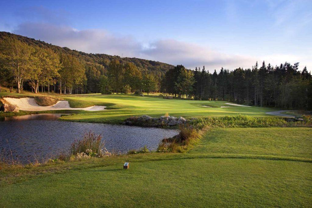 the lakes golf club  ben eoin nova scotia